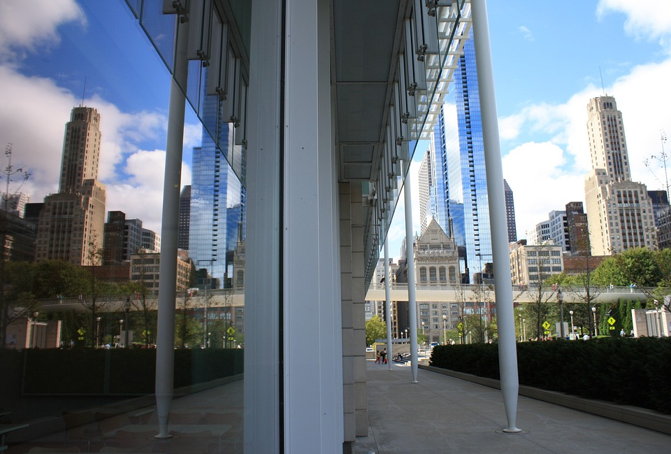 this is a picture of the art institute in chicago one of the places you must visit